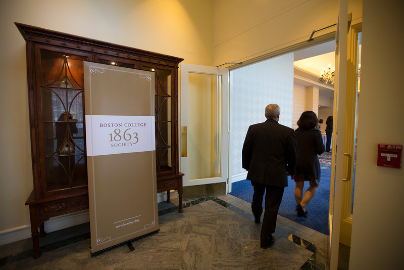 1863 Society Reception - Boston