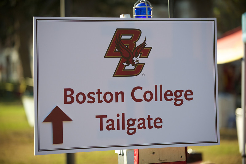 Boston College Travels to USC