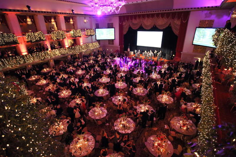 2014 Wall Street Council Tribute Dinner